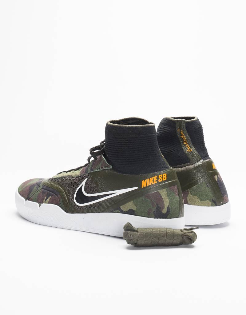 sports shoes 5f2dd b8390 ... nike sb hyperfeel eric koston 3 cargo khaki circuit orange