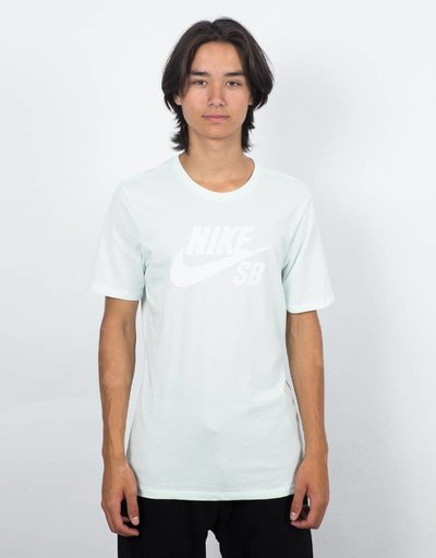 Nike Sb T-shirt Barley Green/White