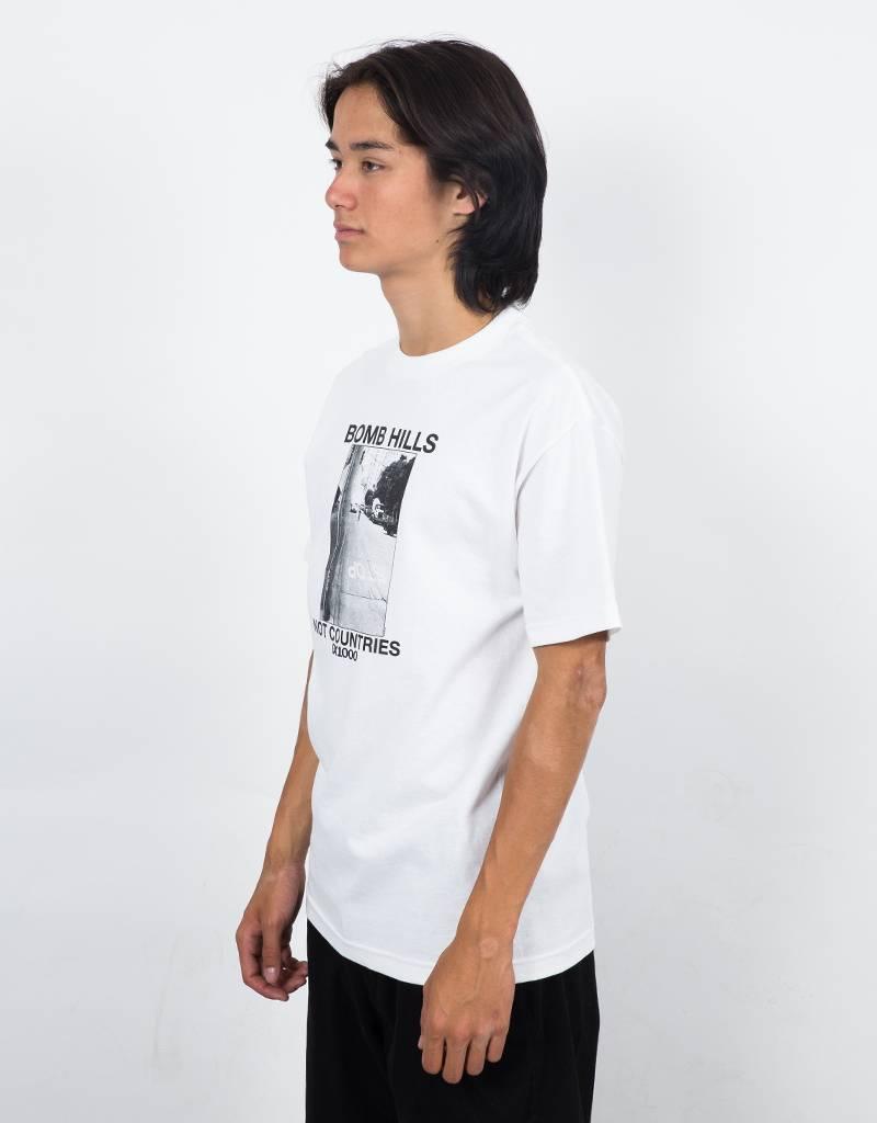 GX1000 Bomb Hills T-Shirt White