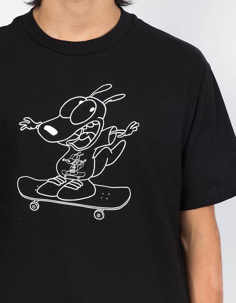GX1000 Brain Guard T-Shirt Black