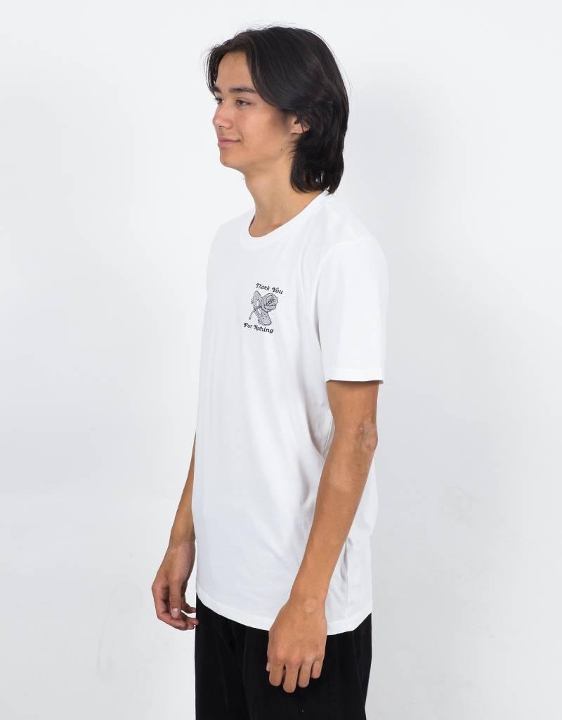 Adidas For Nothing T-Shirt White/Black