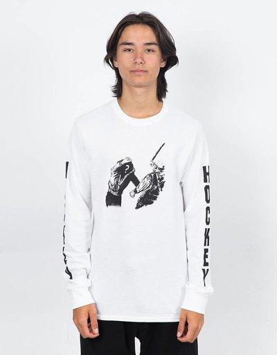 Hockey Unidentified T-Shirt White