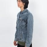 Levi's Skateboarding Trucker SE Battery Denim Jacket