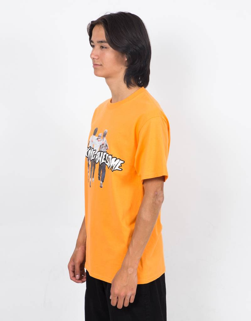 Fucking Awesome Friends T-Shirt Peach