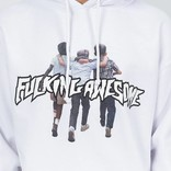 Fucking Awesome Friends Hoodie White
