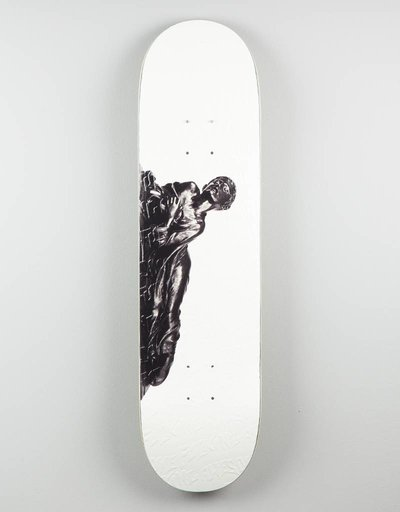 Fucking Awesome Gino Statue Everslick Deck 8,25""