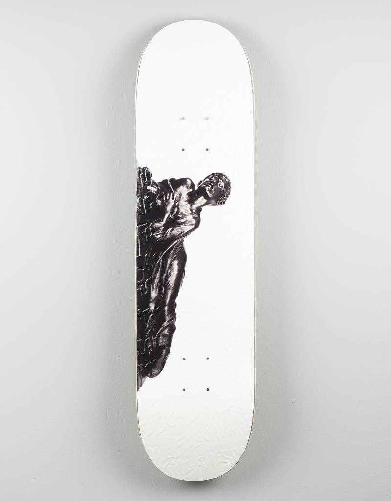 """Fucking Awesome Gino Statue Everslick Deck 8,25"""""""