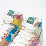 Nike SB Zoom Dunk High Premium Thomas Campbell Iced Jade/Circuit Orange Sail