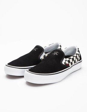 Vans Vans x Thrasher Slip-On Pro Black/Checkerboard