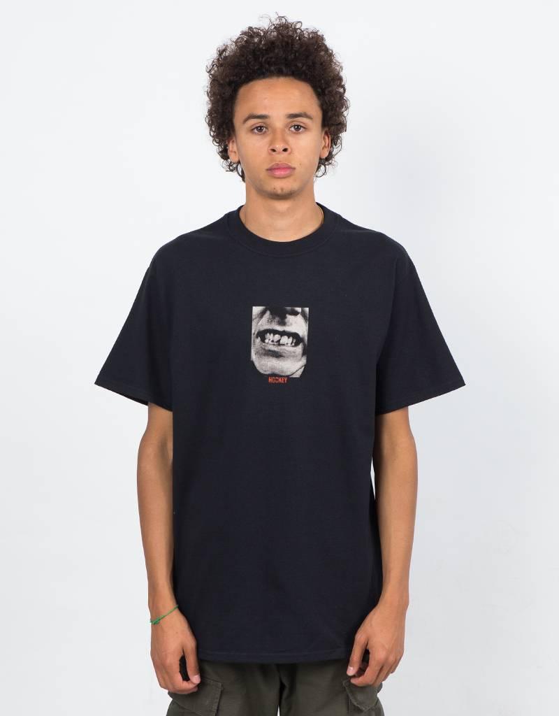 Hockey Shattered T-Shirt Black