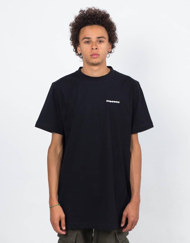 Öctagon Cell T-Shirt Black