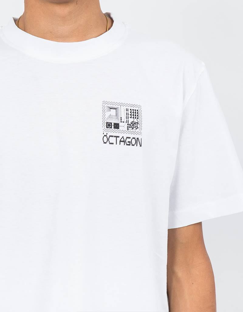 Öctagon Codified T-Shirt White