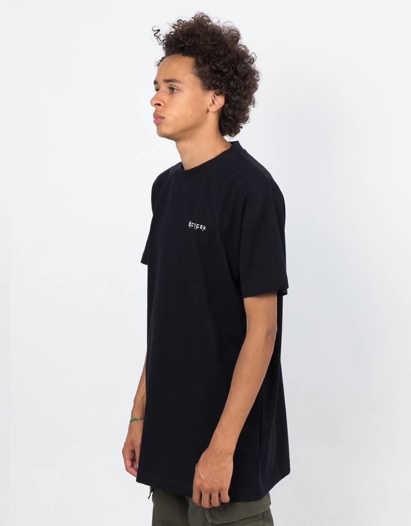 Öctagon Gravitation T-Shirt Black