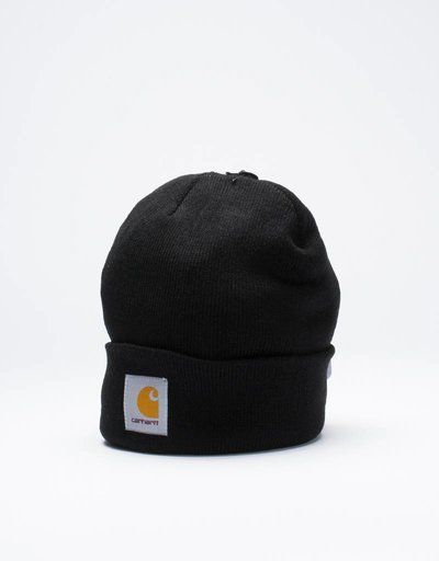 Carhartt Watch Short Beanie Black
