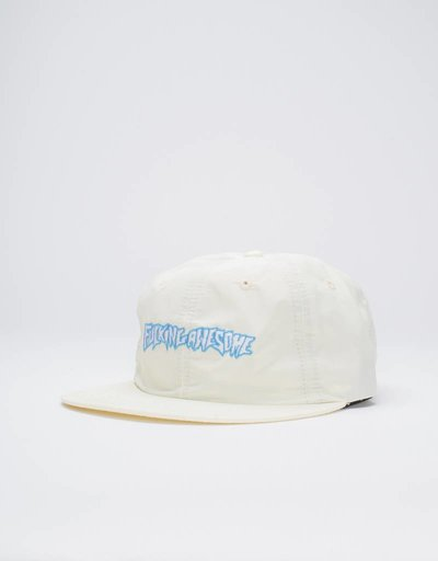 Fucking Awesome Outline Logo Cap Cream