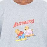 Alltimers Bears Crew Grey