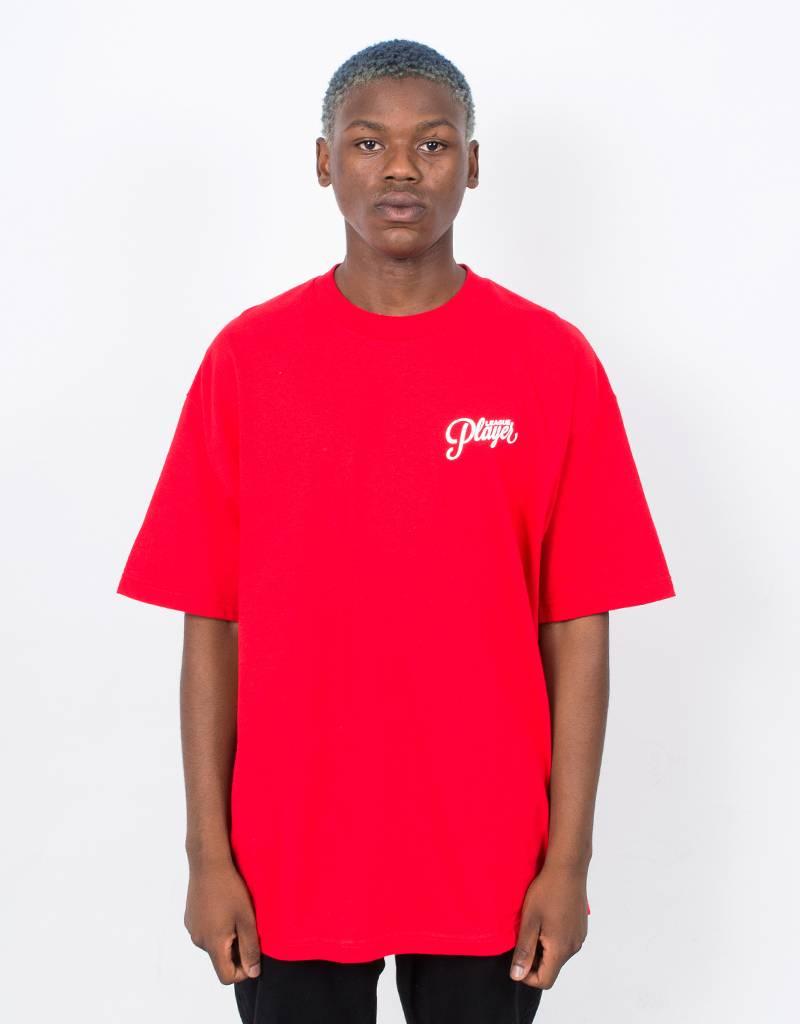 Alltimers Logo T-Shirt Red/White