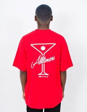 Alltimers Alltimers Logo T-Shirt Red/White