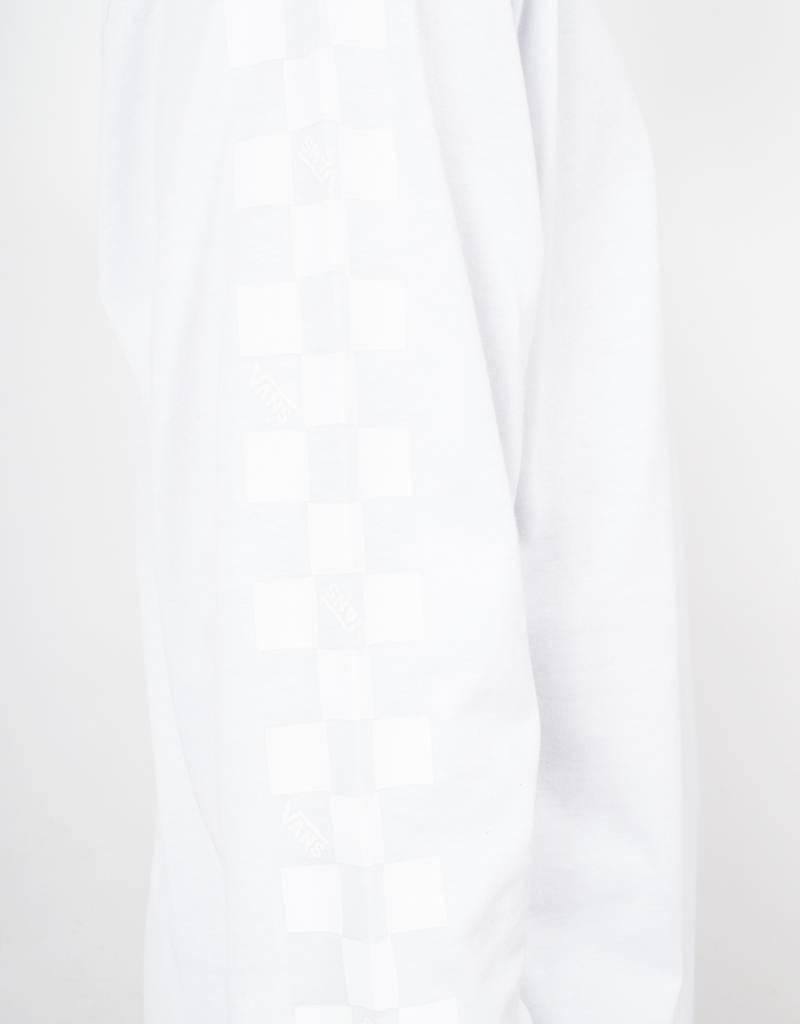 Vans x Thrasher Checker Longsleeve White