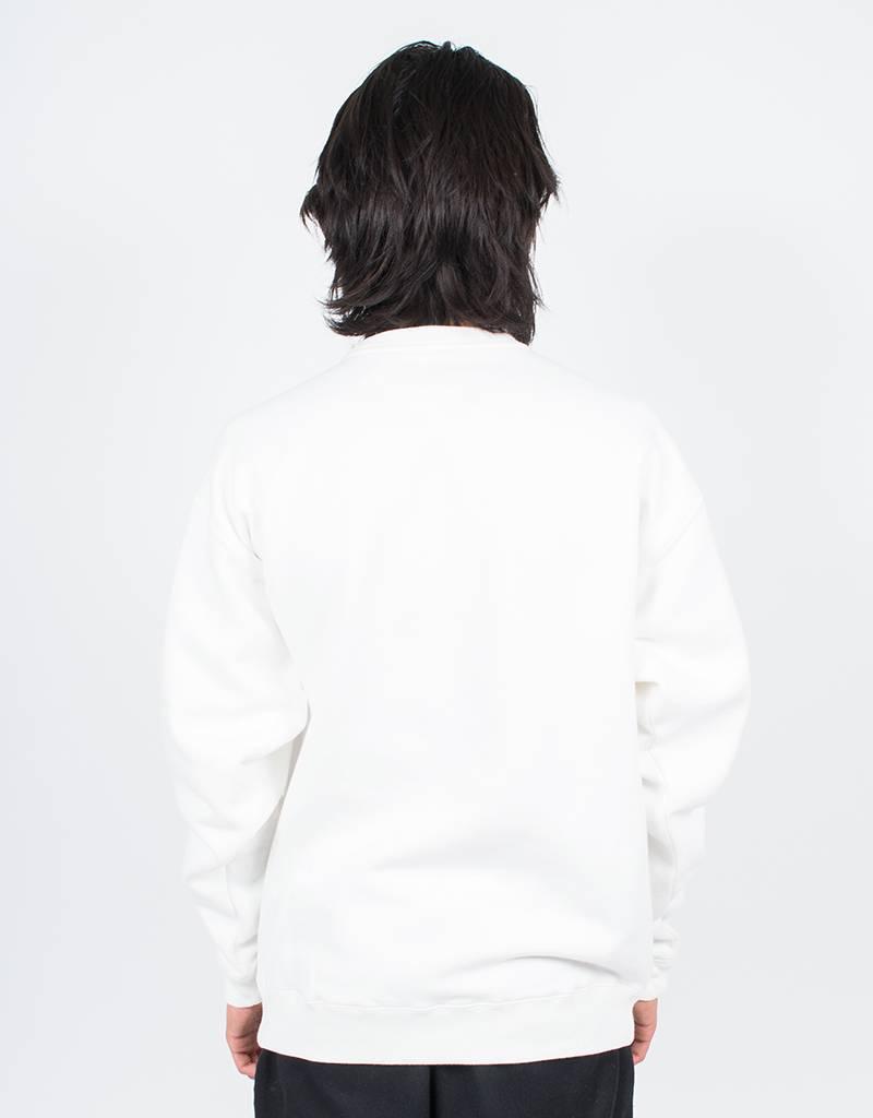 Yardsale White Panel Sweatshirt