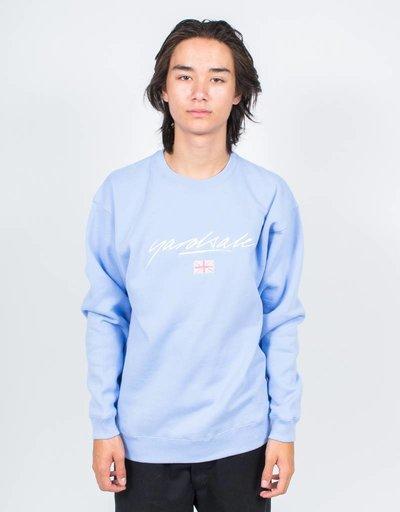 Yardsale Baby Blue Commonwealth Sweatshirt