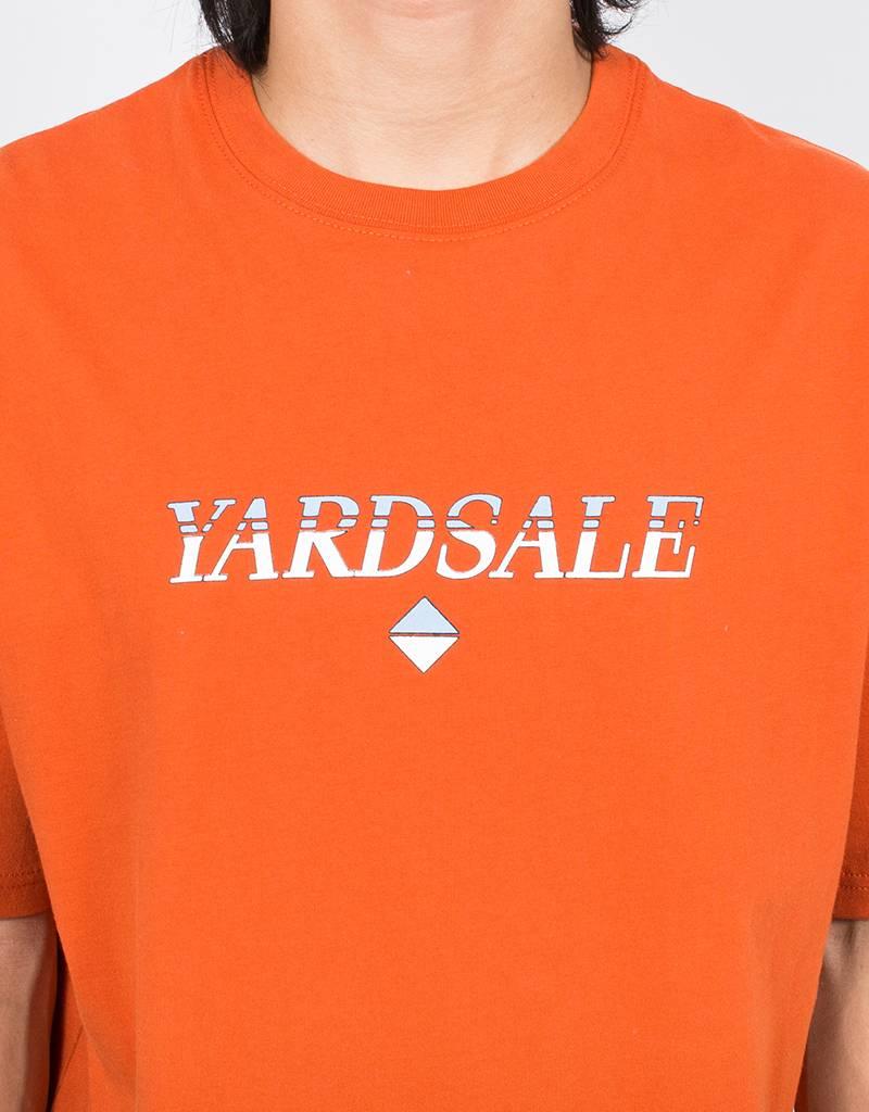 Yardsale Apricot Diamond T-shirt