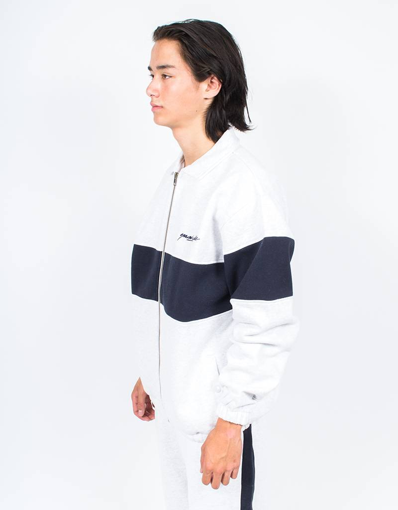 Yardsale Ash/Navy Tracksuit Top