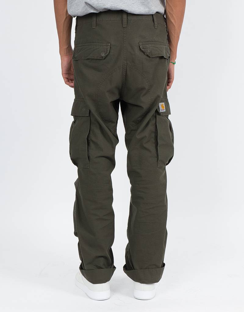 Carhartt Regular Cargo Pants Cypress Rinsed
