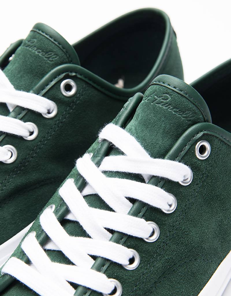 Converse x Polar Jack Purcell Deep Emerald/White