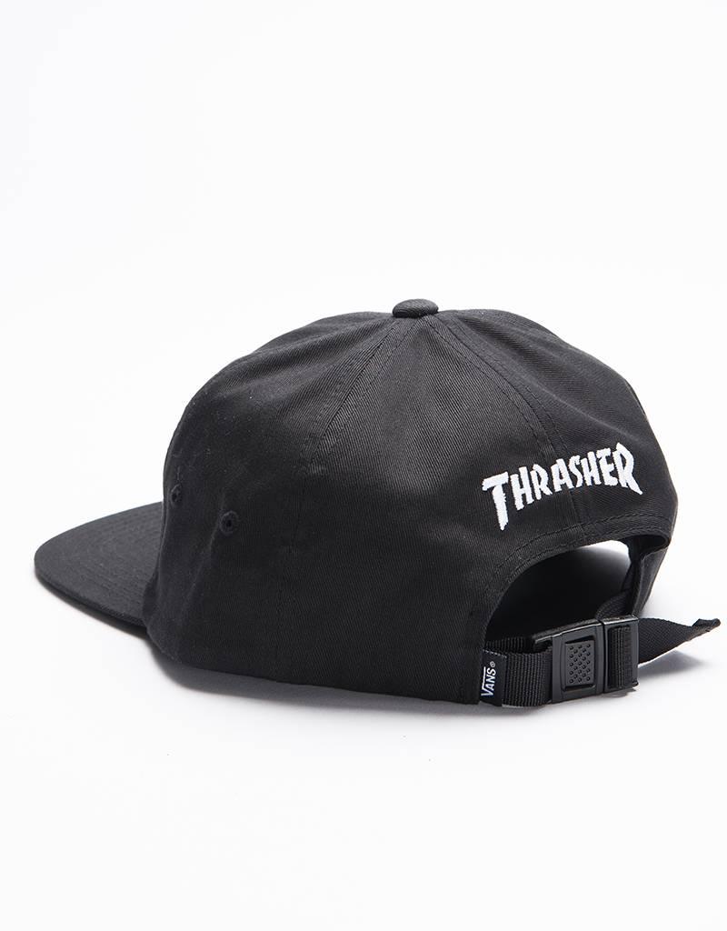 Vans x Thrasher Cap black