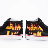 Vans x Thrasher Sk8-Hi Black/Flame