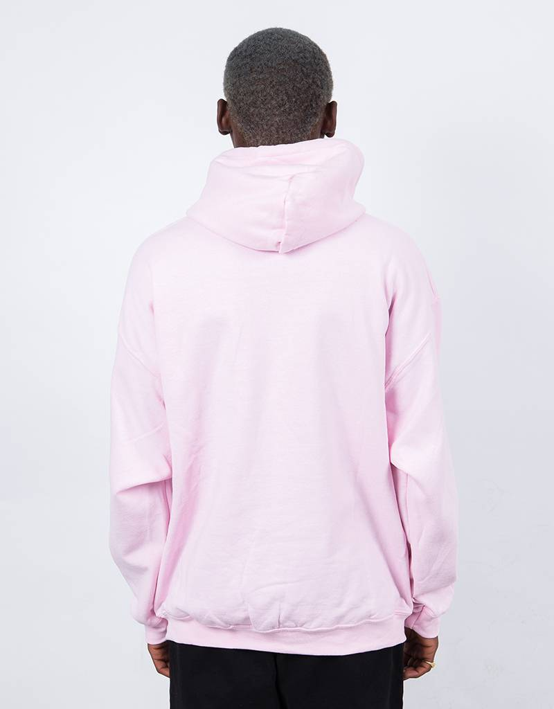 Thrasher Roses Pullover Hood Light Pink