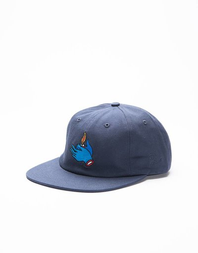 Parra Flame Holder Sixpanel Cap Navy