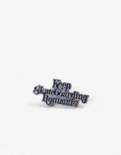 Quartersnacks X Streetmachine pin