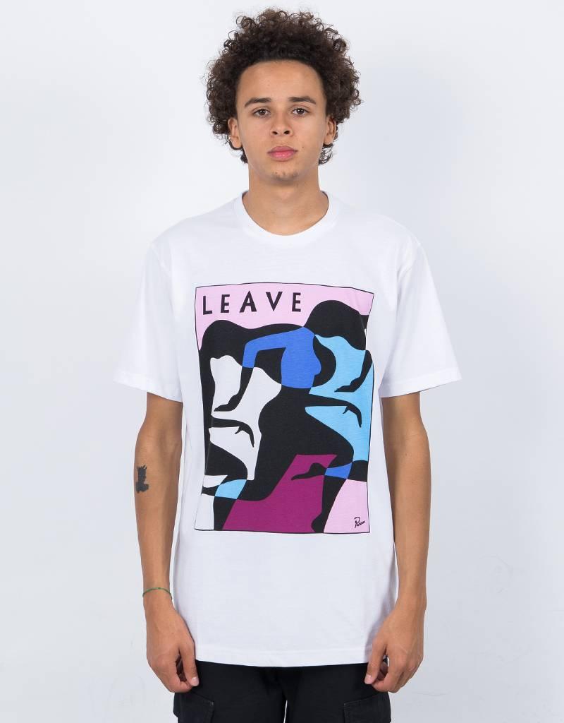 Parra Leave T-Shirt White