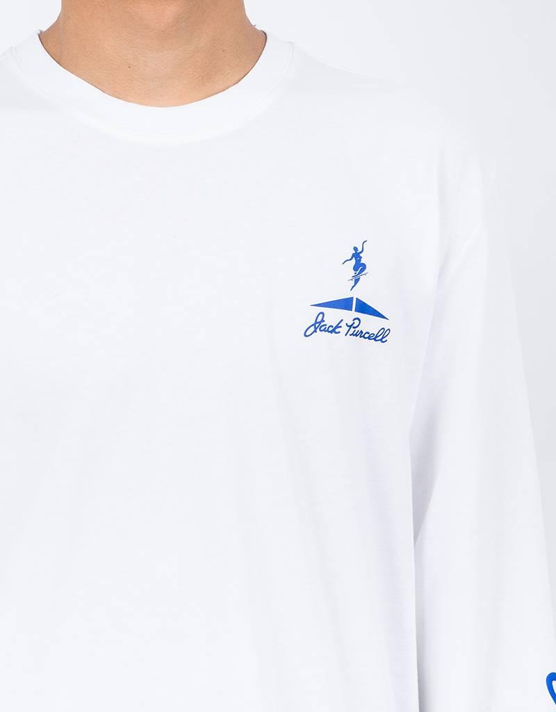 Converse X Polar Long Sleeve T-shirt White