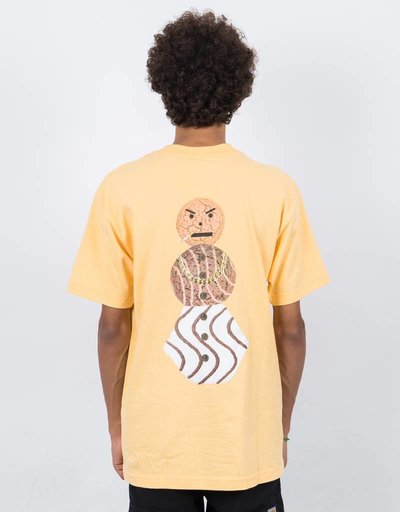 Quartersnacks Snackman T-Shirt Mango