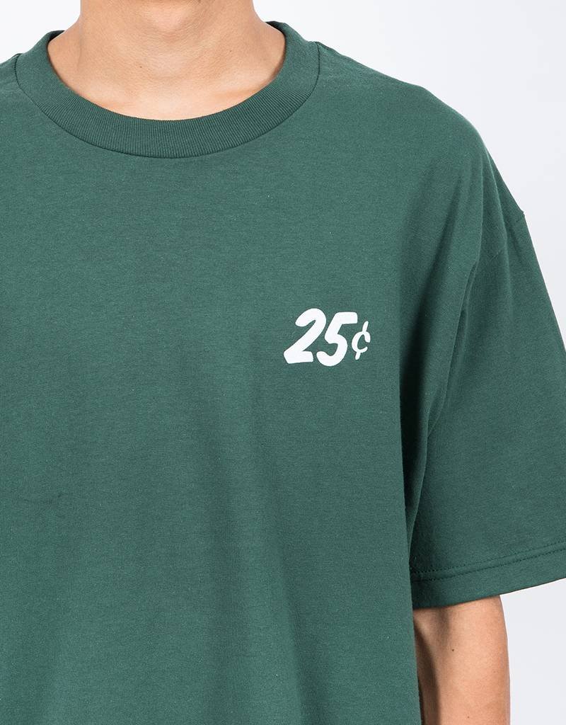 Quartersnacks Snackman T-Shirt Forest Green