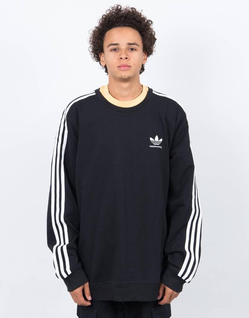 adidas crewneck 2.0 black/white
