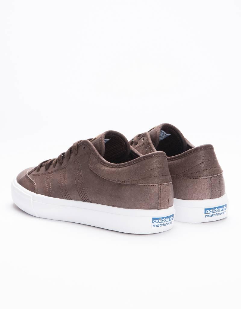 Adidas Matchcourt RX2 Brown Cardboard