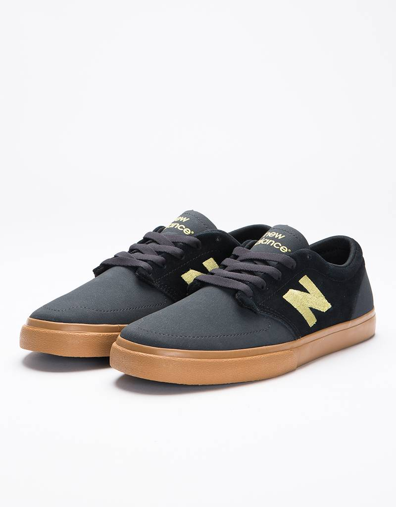 New Balance Numeric NM345BGY Black/Gum