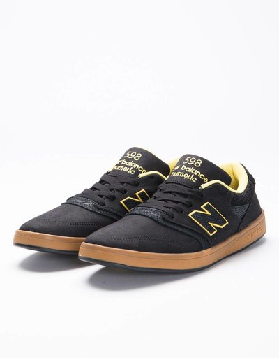 New Balance Numeric NM598SBG Black/Gum