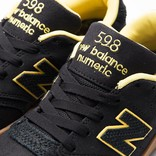 New Balance Numeric NM598SBG Black/Gum