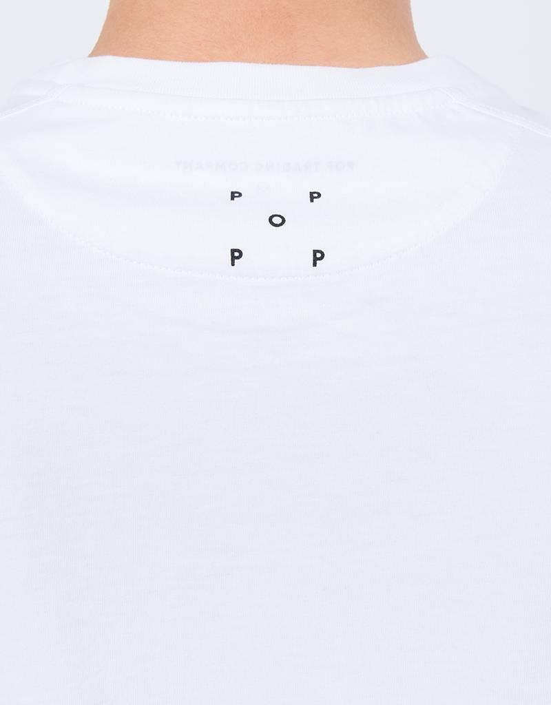 Pop Trading Co Parra T-Shirt White
