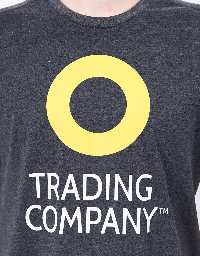 Pop Trading Co Geo T-Shirt Charcoal