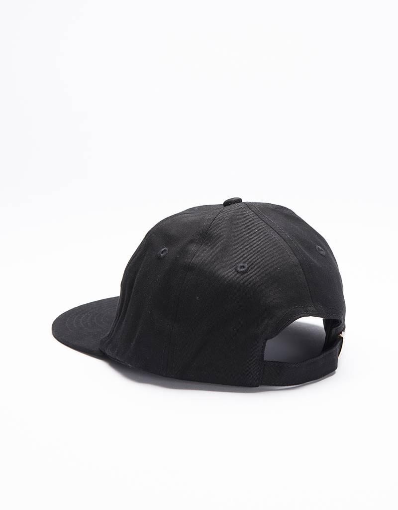 Hélas Cane Corso Cap Black