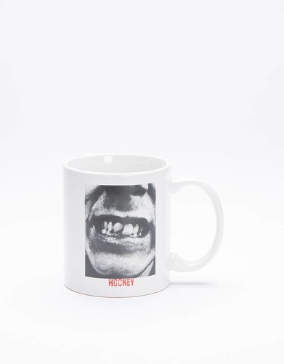 Hockey Ben Kadow Shattered Mug