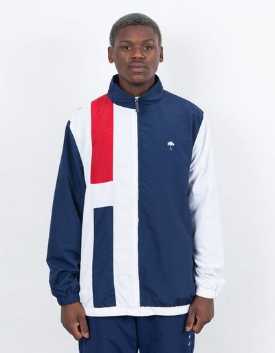Hélas Hall Tracksuit Jacket Navy