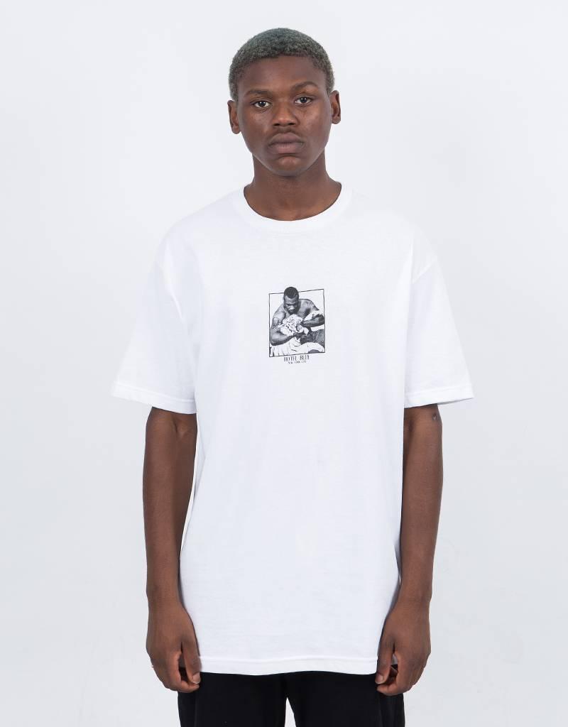 Hotel Blue Boris T-Shirt White
