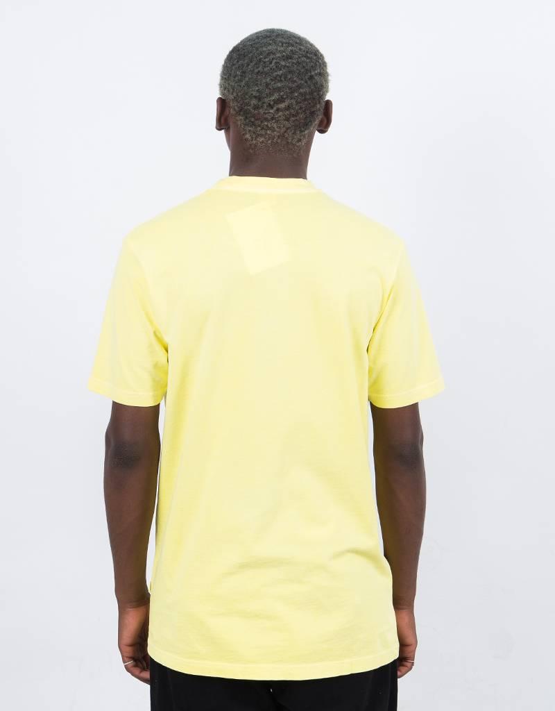 Civilist Champion T-shirt Yellow
